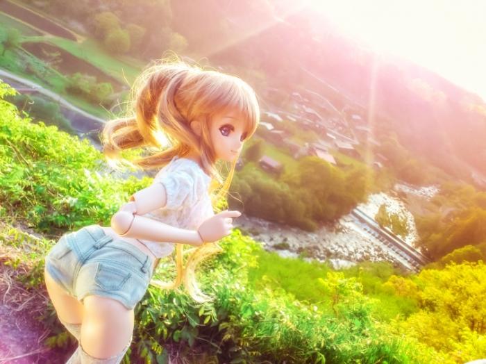 Потрясающие фото героинь аниме в реальном мире. Авторы фото: Suzuhico и AZURE.