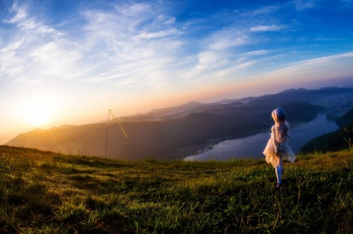 Мечты о прекрасном. Авторы фото: Suzuhico и AZURE.