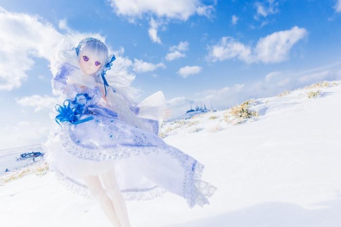 Волшебное время зима. Авторы фото: Suzuhico и AZURE.