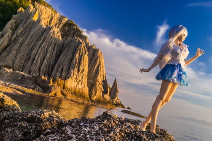 На берегу. Авторы фото: Suzuhico и AZURE.