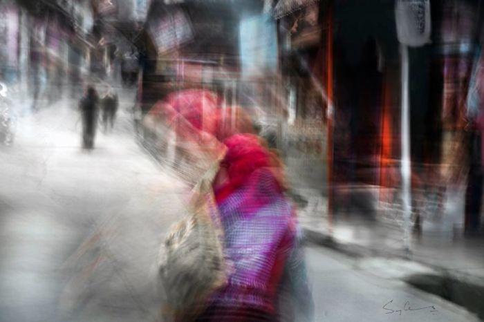 Уличная женщина, Манали, Индия. Автор: Swarup Chatterjee.