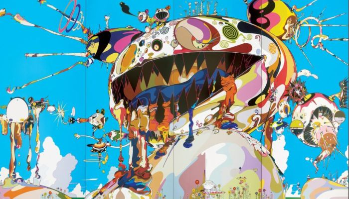 «Тан Тан Бо Блюёт», 2002 год. Автор: Takashi Murakami.