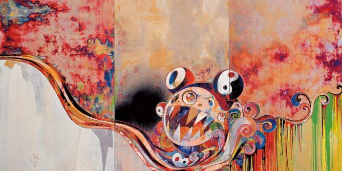«727-272», 2007 год. Автор: Takashi Murakami.