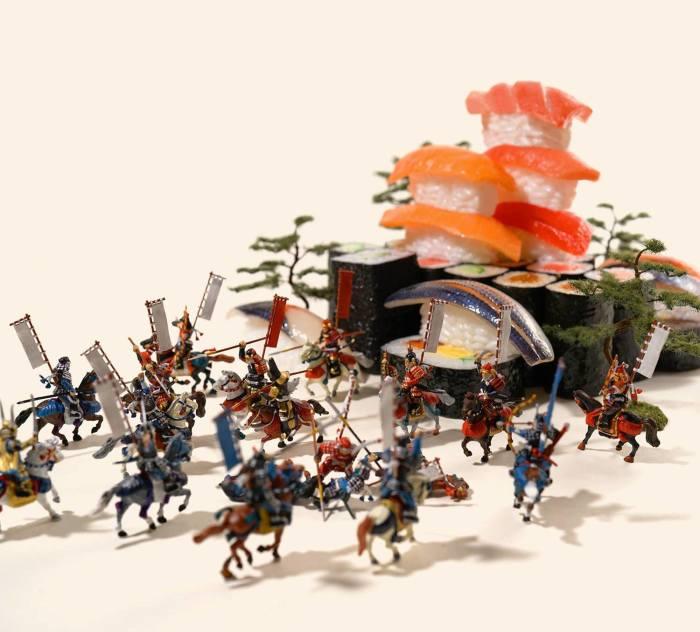 Замок. Автор: Tanaka Tatsuya.