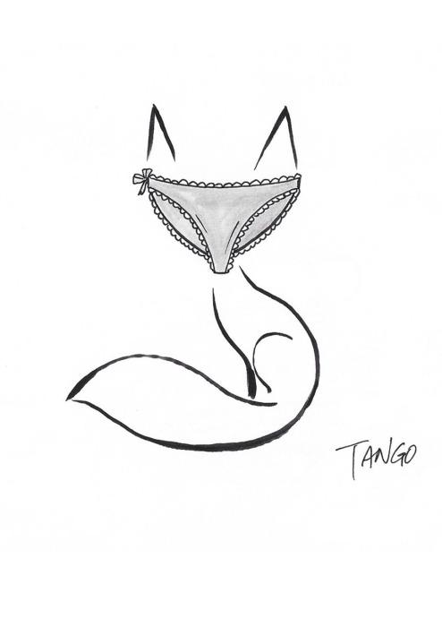 Лисонька. Автор: Tango.