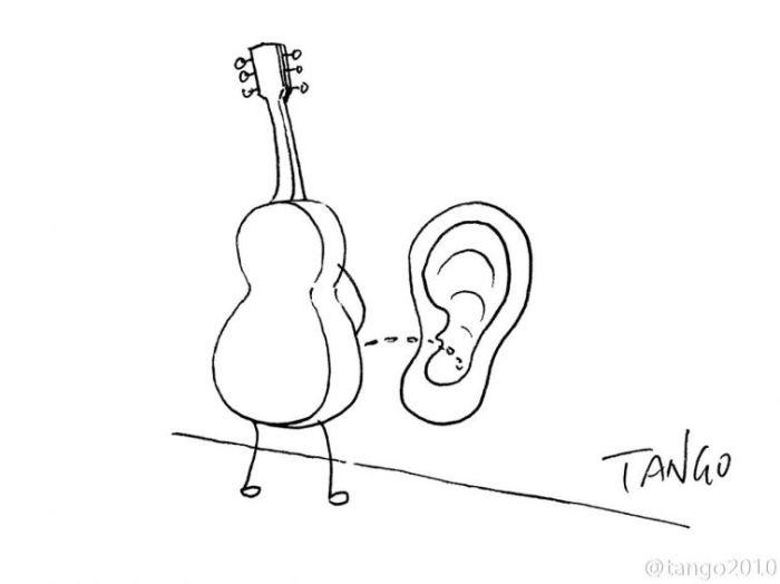Современное искусство. Автор: Tango.