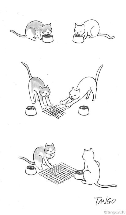 Игры разума. Автор: Tango.