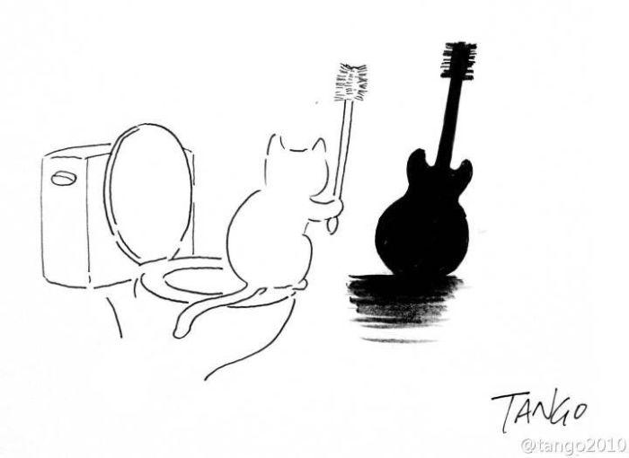 Игры с тенью. Автор: Tango.