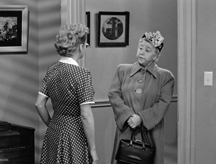 Кадр из фильма: Я люблю Люси.