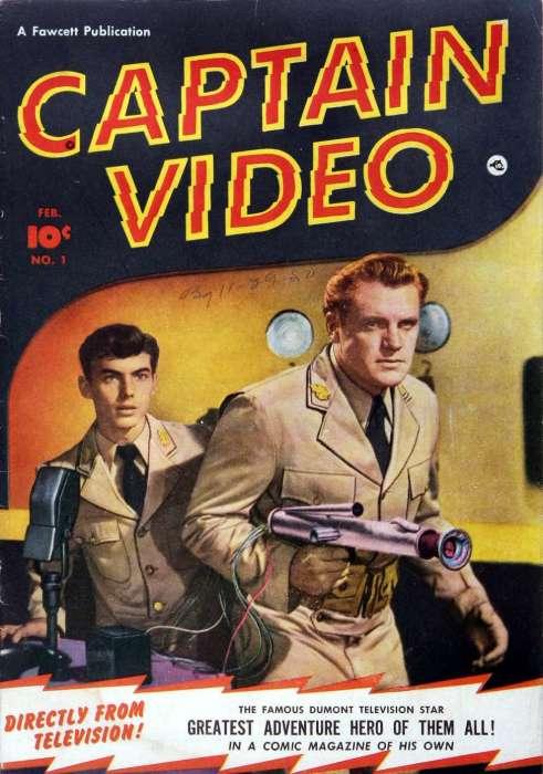 Первый научно-фантастический сериал.