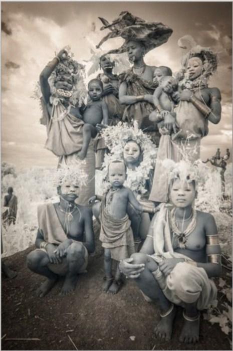 Они чтут свои традиции и культуру.  Автор фото: Терри Голд (Terri Gold).