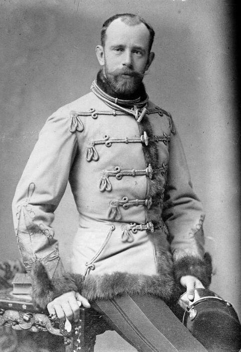 Наследный принц Рудольф. \ Фото: wikiwand.com.