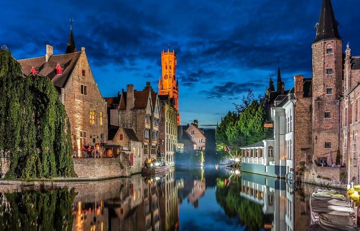 Самые красивые города мира по версии The Daily Telegraph.