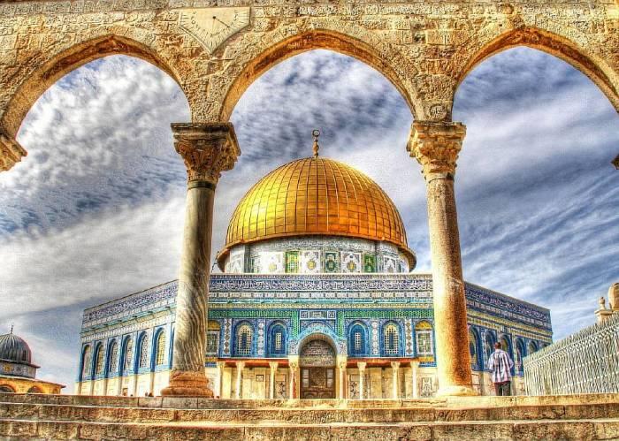 В Иерусалиме исчезает ощущение времени и реальности.