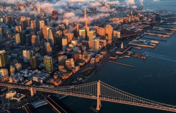 Сумасшедший Сан-Франциско стоит потраченных денег, нервов и мегабайт цифровика.