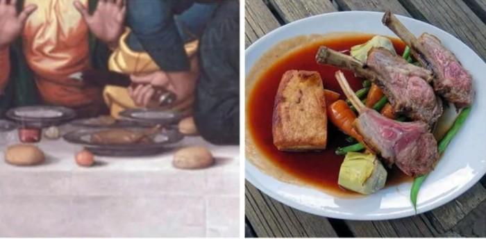 Они едят рыбу вместо традиционной баранины. \ Фото: google.com.