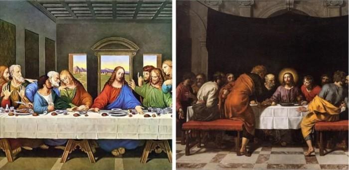 Все сидят на одной стороне стола вместо того, чтобы сидеть вокруг него. \ Фото: ranker.com.