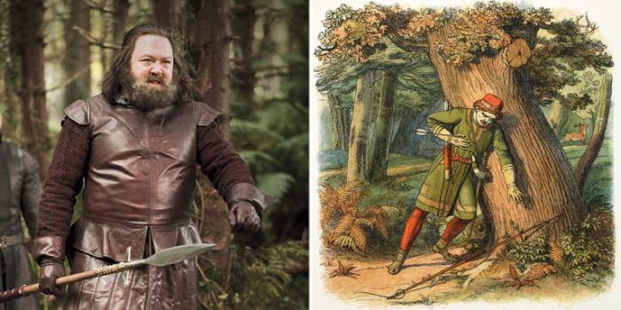 Роберт Баратеон. | Уильям II.
