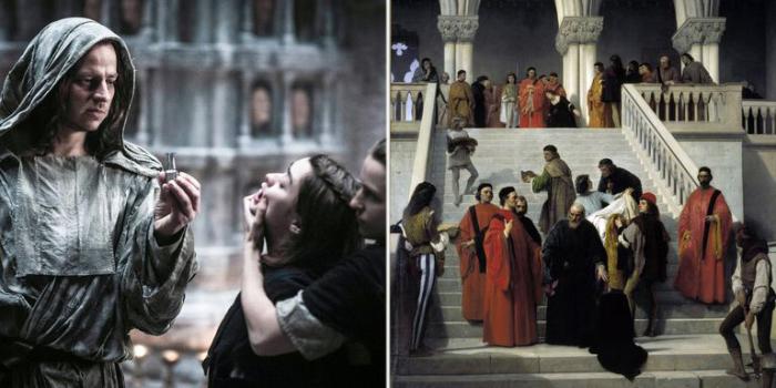 Безликие. | Венецианские убийцы.