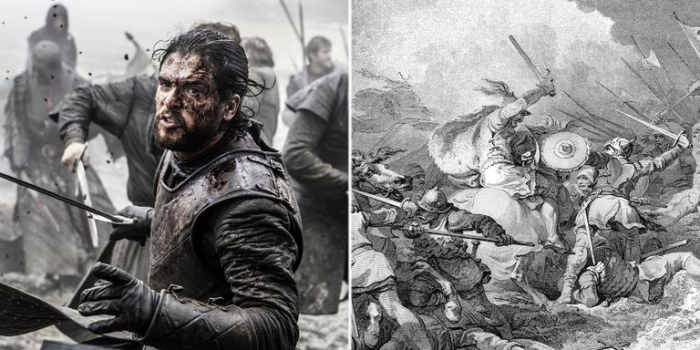 Джон Сноу. | Вильгельм Завоеватель.