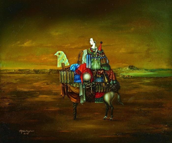 Путешествие. Автор: Theodoros Pantaleon.