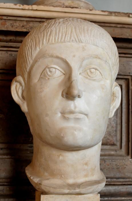 Валент Флавий - римский император в 364—378 гг. \ Фото: wordpress.com.