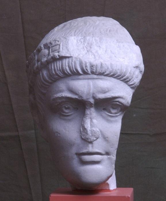 Император Валентинан I. \ Фото: museum.classics.cam.ac.uk.