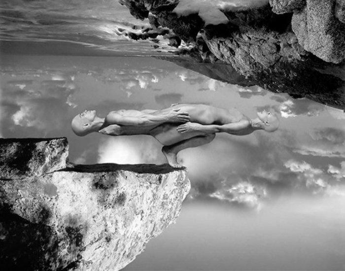 Равновесие. Автор: Thomas Barbey.