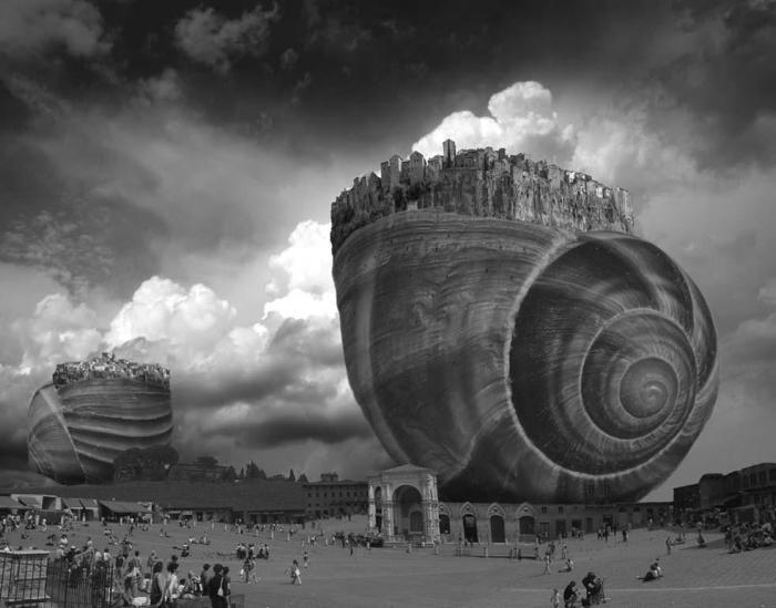 Загадки цивилизации. Автор: Thomas Barbey.