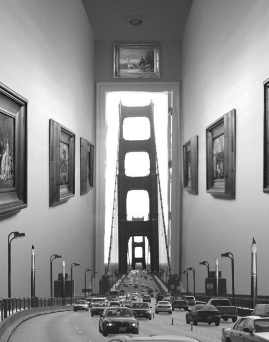 Картинная галерея. Автор: Thomas Barbey.
