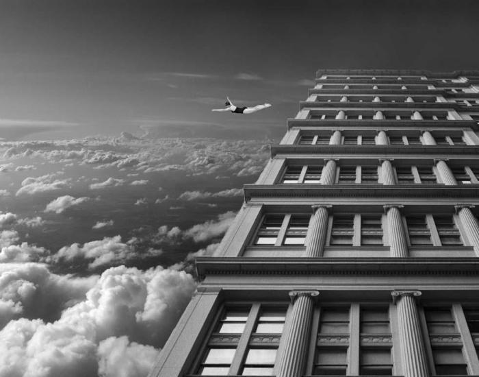 Грандиозный прыжок. Автор: Thomas Barbey.