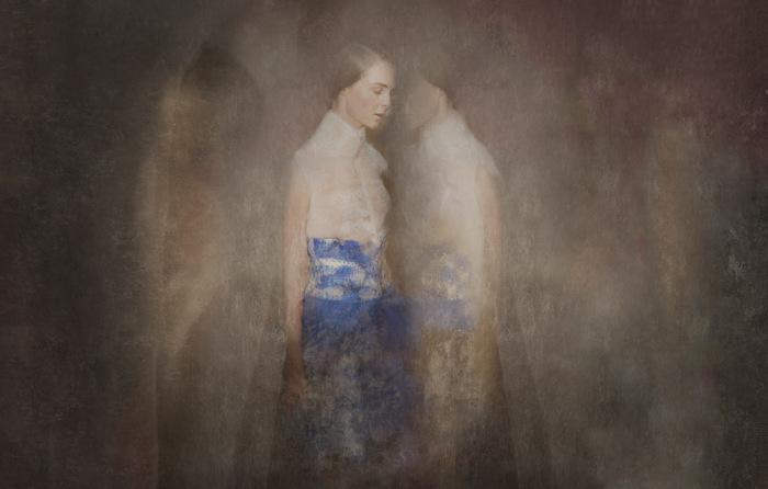 Мрачно-таинственные образы в работах французского фотохудожника Томас Дево (Thomas Devaux).