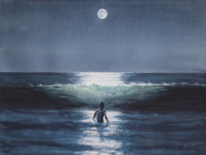 Разбойная волна. Автор: Tim Gardner.