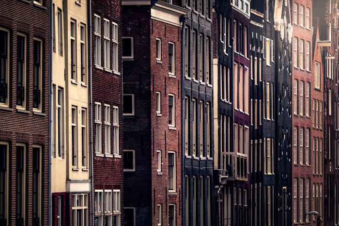Атмосферный Амстердам. Автор: Tobias Gawrisch.