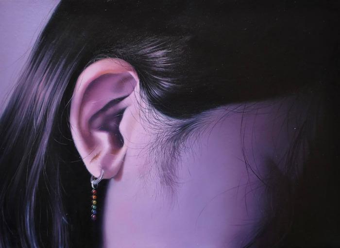 Шрам. Автор: Tomona Matsukawa.