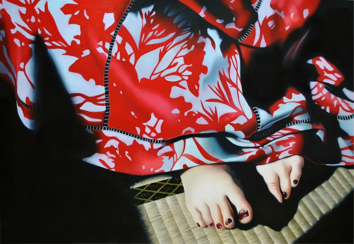 Меланхолия. Автор: Tomona Matsukawa.