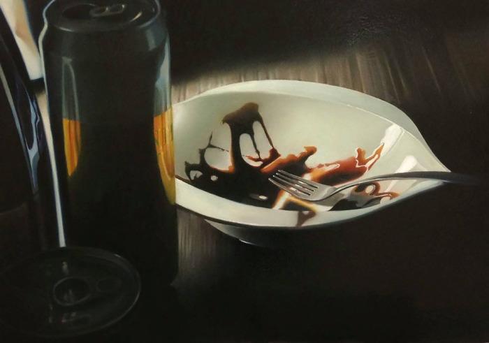 Завтрак. Автор: Tomona Matsukawa.