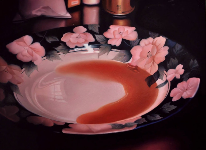Тарелка. Автор: Tomona Matsukawa.