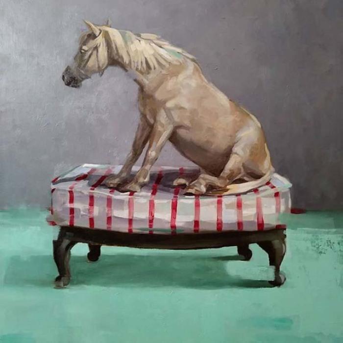 Отдых. Автор: Toni Hamel.