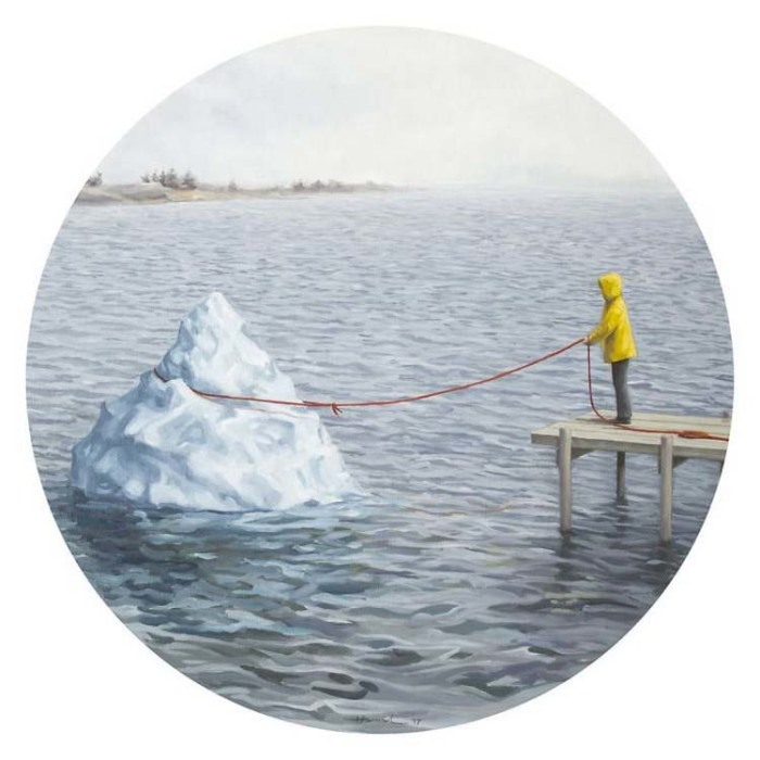 Часы. Автор: Toni Hamel.