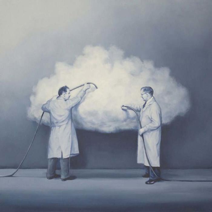 «Синоптики». Автор: Toni Hamel.