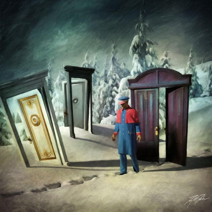 Поиск моей двери. Автор: Tony Fowler.