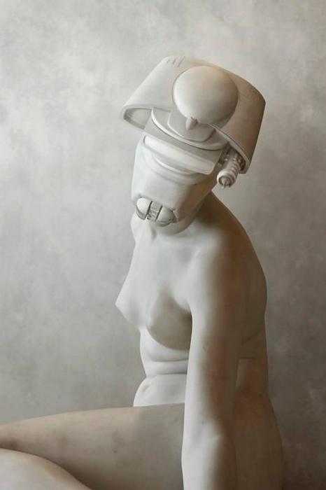 Нимфа, охотник за головами. Автор: Travis Durden.