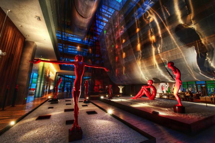 Ксеноморфы на Земле. Автор фото: Trey Ratcliff.