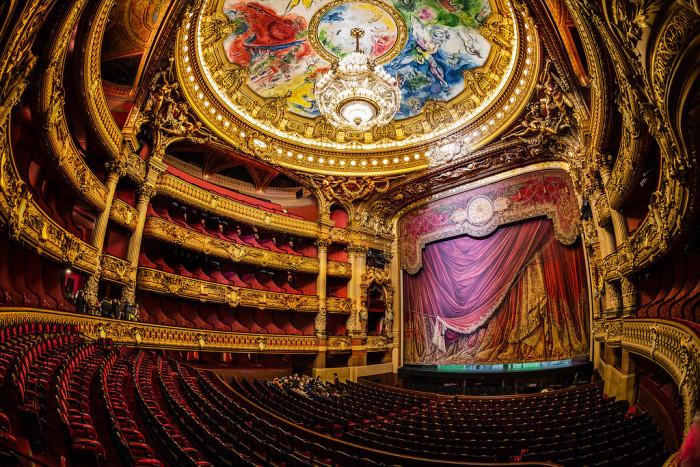Театральная зона. Автор фото: Trey Ratcliff.