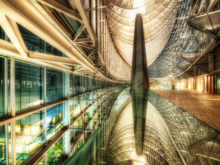 Мир из стекла. Автор фото: Trey Ratcliff.