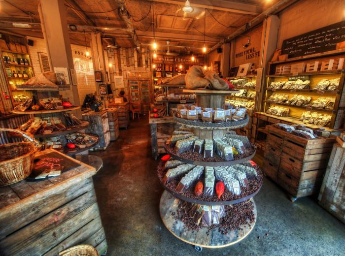 Торговая лавка. Автор фото: Trey Ratcliff.