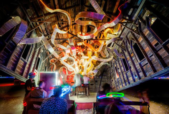 Всплеск. Автор фото: Trey Ratcliff.