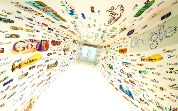 Белый коридор. Автор фото: Trey Ratcliff.