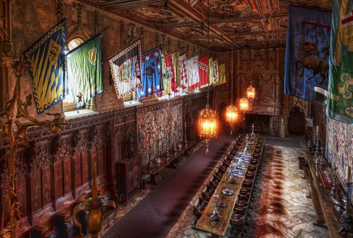 Зал для переговоров. Автор фото: Trey Ratcliff.